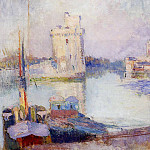 Albert-Charles Lebourg - La Rochelle the Port