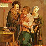Tooth Extraction, Lucas Van Leyden