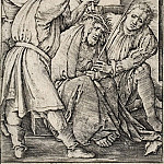 Christ Crowned with Thorns, Lucas Van Leyden