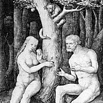 Adam and Eve, Lucas Van Leyden
