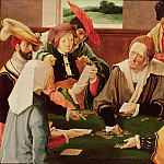 The Card Players, Lucas Van Leyden