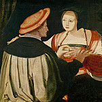 The Engagement, Lucas Van Leyden