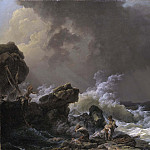 Philip James de Loutherbourg - Shipwreck