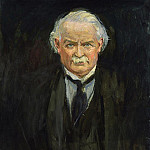 Sir John Lavery - David Lloyd George