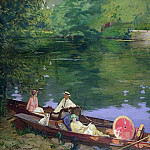 Sir John Lavery - Sutton Courtenay