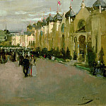 Sir John Lavery - Glasgow, International Exhibition