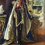 Sir John Lavery - Portrait of the Earl of Lonsdale, K