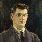 Sir John Lavery - Michael Collins