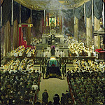 Sir John Lavery - Pro-Cathedral, Dublin