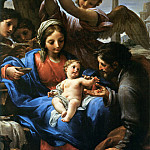Girolamo Muziano - Rest on the Flight into Egypt