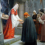 The Charity of St. Elizabeth of Hungary, Edmund Blair Leighton