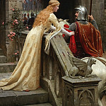 God speed!, Edmund Blair Leighton
