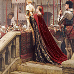 Edmund Blair Leighton - Vox Populi - Voice of the People