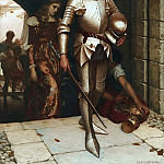 Edmund Blair Leighton - Conquest