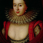 Portrait of Frances Howard Countess of Somerset