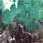 Alan Lee - Khorne011_Alan_Lee_The_Witch_King