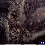 Alan Lee - 15_Daruma!_SWD_Alan_Lee_The_Battle_of_the_Hornburg