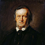 Johann August Nahl the Younger - Richard Wagner