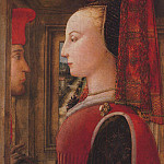Filippino Lippi - Two figures