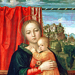 Filippino Lippi - Virgin and child