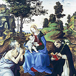 Filippino Lippi - Holy Family