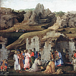 Filippino Lippi - The Adoration of the Magi