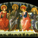 Filippino Lippi - Seven Saints