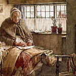 Walter Langley - At Evening Time It Shall Be Light
