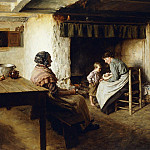 Walter Langley - The New Arrival