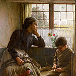 Walter Langley - Tender Grace of a Day that is Dead