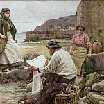 Walter Langley - Newlyn: Catching up with the Cornish Telegraph