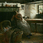 Walter Langley - Daydreams, or Maternity