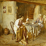 Walter Langley - The Letter