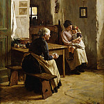 Walter Langley - Mother Love