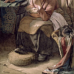 "Walter Langley - ""But Men Must Work and Women Must Weep"""