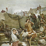 Walter Langley - Disaster