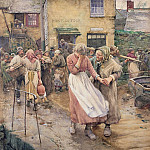 Walter Langley - Among the Missing