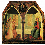 Pietro Lorenzetti - The Annunciation