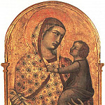 Pietro Lorenzetti - Madonna And Child 1320