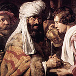 Jan Lievens - Pilate