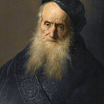 Jan Lievens - Tronie of an Old Man