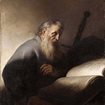 Jan Lievens - Apostle Paul