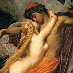 Frederick Leighton - The Fisherman and the Syren