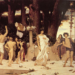 Frederick Leighton - The Daphnephoria