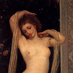 Frederick Leighton - A Bather