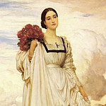 The Countess Brownlow, Frederick Leighton