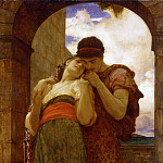Wedded, Frederick Leighton
