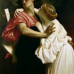 Orpheus and Euridyce, Frederick Leighton