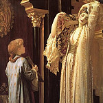 Frederick Leighton - Light of the Harem