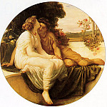 Acme_and_Septimus, Frederick Leighton